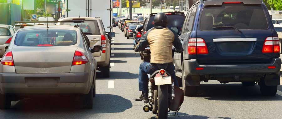 segurança para motociclistas